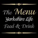 Yorkshire Life - The Menu icon
