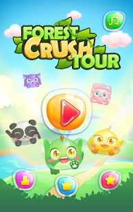 Forest Crush Tour