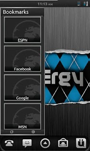 APW Theme Synergy - screenshot thumbnail