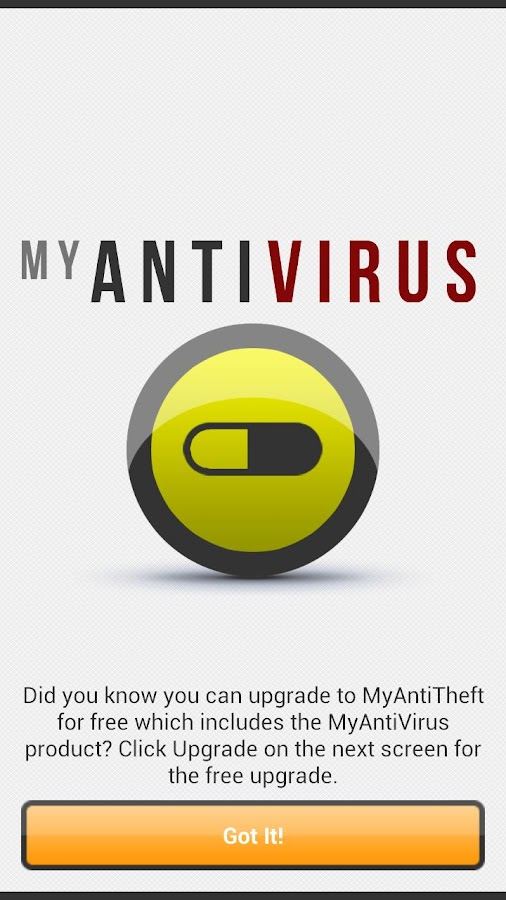 My Antivirus - screenshot