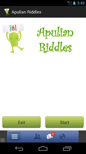 Apulian Riddles