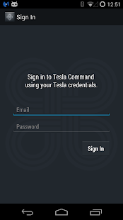 Tesla Command for Android Wear - screenshot thumbnail