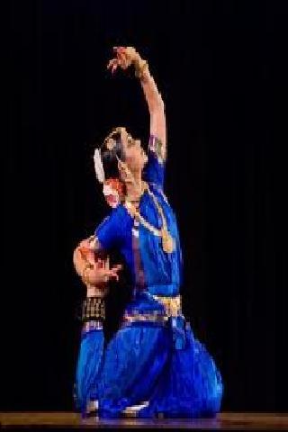 Indian Dance Bharata Natyam