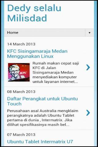 Blog Milisdad Launcher