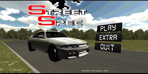 Street Spec