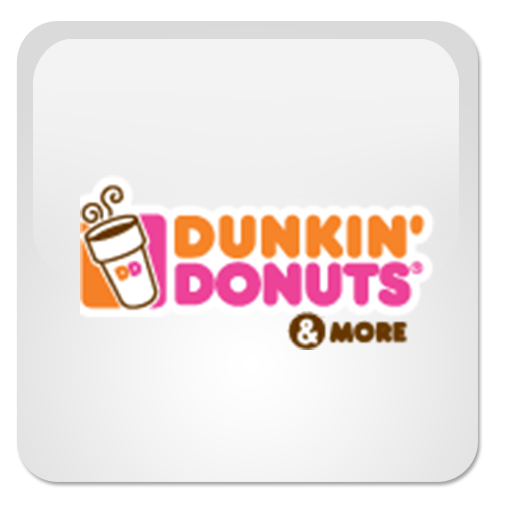 Dunkin Donuts mLoyal App LOGO-APP點子