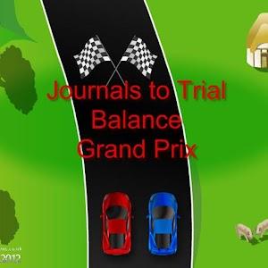 Journals to TB Grand Prix
