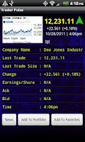 Screenshot of Trader Pulse