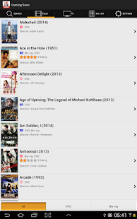 LOVEFiLM By Post - screenshot thumbnail