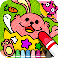 Easter Day Coloring Book