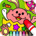 Easter Day Coloring Book icon