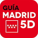 MADRID 5D OFFICIAL GUIDE icon