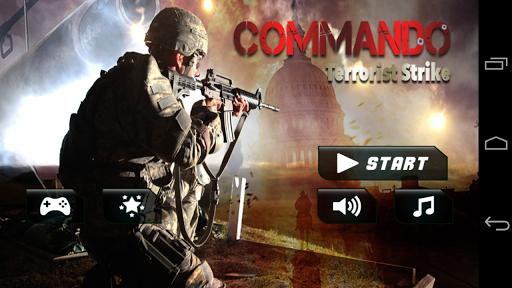 Commando Terrorist Strike