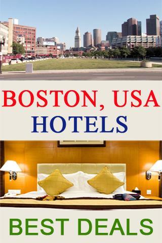 Hotels Best Deals Boston