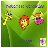 Animal Sounds in Wonder Zoo