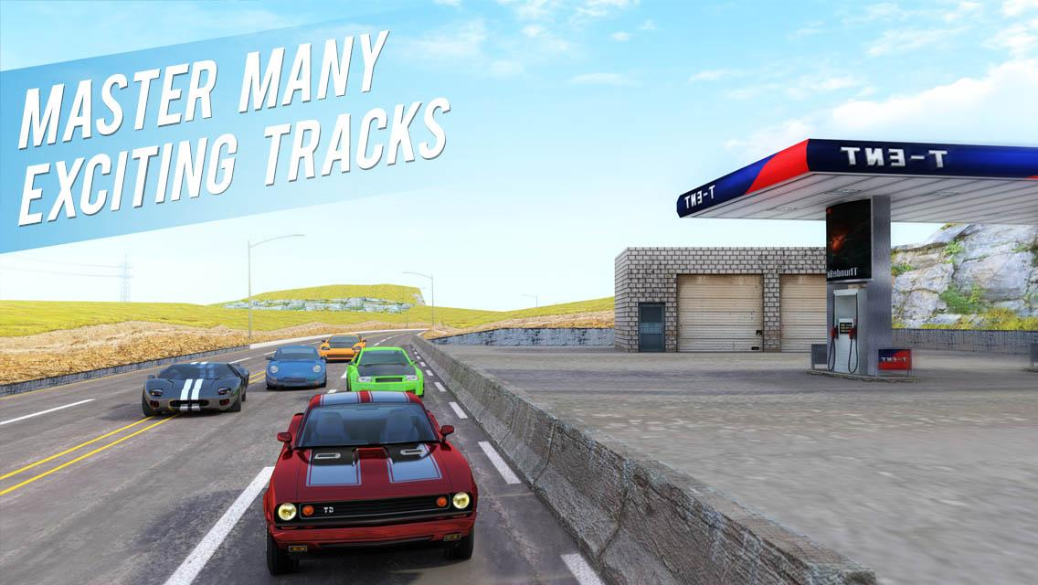 Real Race: Asphalt Road Racing - screenshot