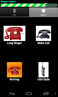 玩免費娛樂APP|下載Old Phone Ringtones app不用錢|硬是要APP