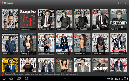 Texture – Digital Magazines Screenshot 24