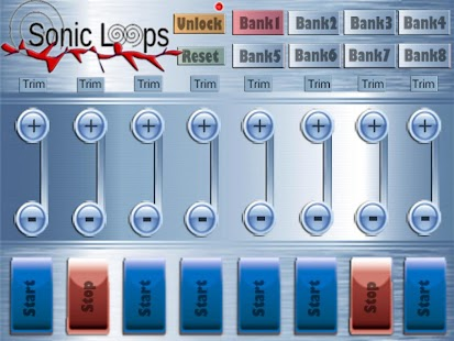 Sonic Loops Pro Screenshot