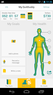 Quit Now: My QuitBuddy- screenshot thumbnail