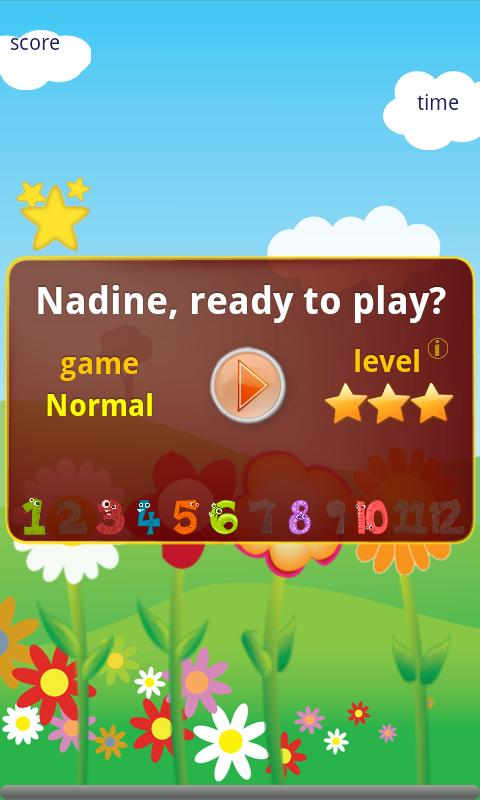 Times Tables Game screenshot #1