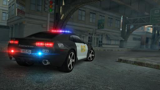 3D Police Car Parking Drift