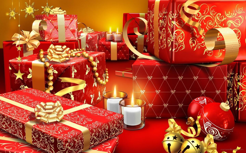 Gmail christmas theme - Christmas Theme Wallpaper Screenshot
