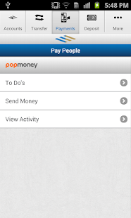 FirstMerit Mobile Banking Screenshot 6