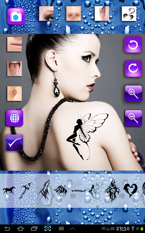 Piercing and Tattoo - screenshot