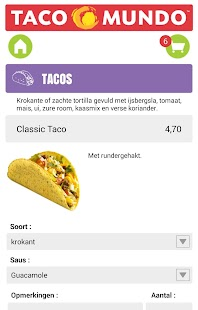 Taco Mundo- screenshot thumbnail