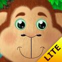Baby songs: 5 Little Monkeys icon