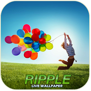 S4 Ripple Live Wallpaper app for android