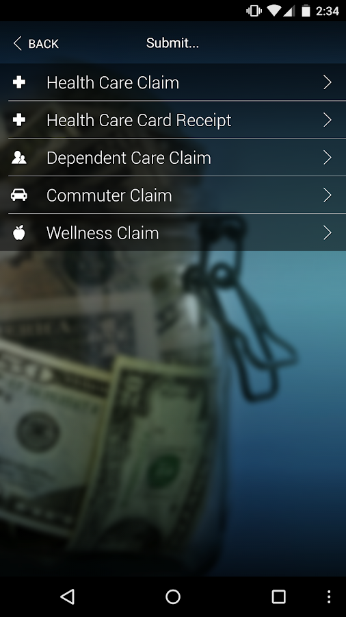 EZ Receipts- screenshot
