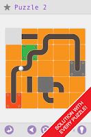 Screenshot of Slide & roll - unblock puzzle