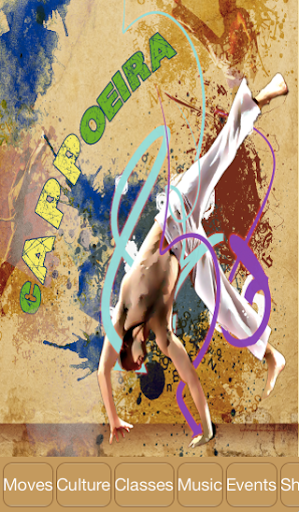 cAPPoeira: The Capoeira App