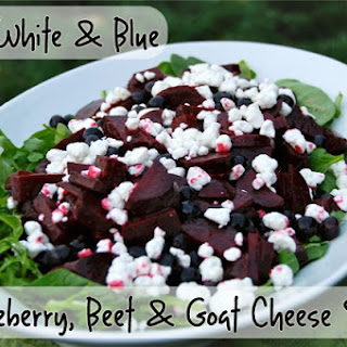 Red, White & Blue Beet Salad