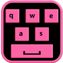 Fairy Pink Keyboard icon