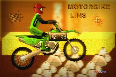 Motorbike Racing Lins