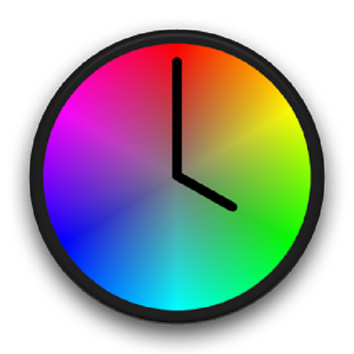 油漆時鐘 LOGO-APP點子