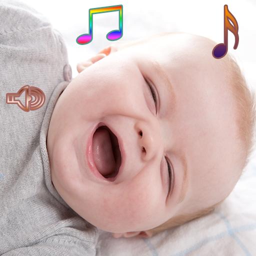 赤ちゃん笑うリミックス 個人化 App LOGO-APP試玩