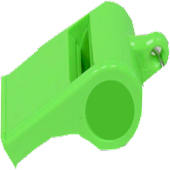 Emergency Artificial Whistle