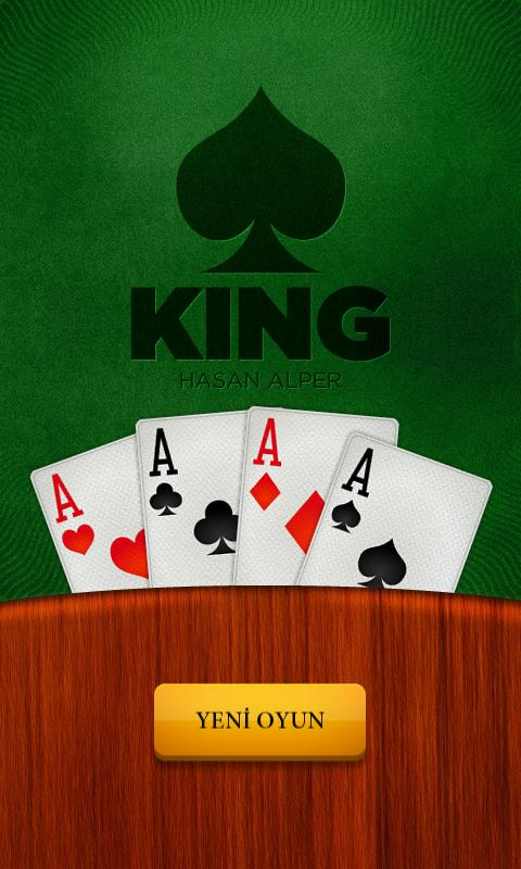 KING - screenshot