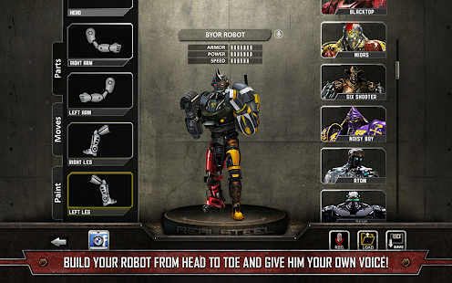 Real Steel - screenshot thumbnail