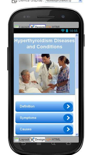 Hyperthyroidism Information