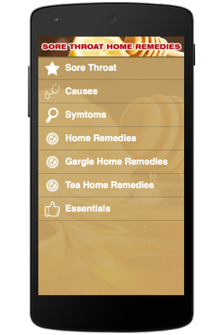 Sore Throat Home Remedies