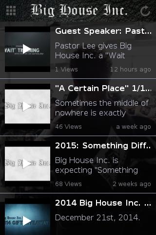 Big House Inc.