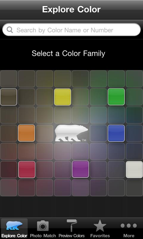 ColorSmart by BEHR® Mobile - screenshot