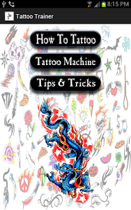 Tattoo Trainer v1.0