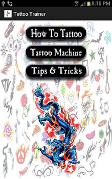 Tattoo Trainer