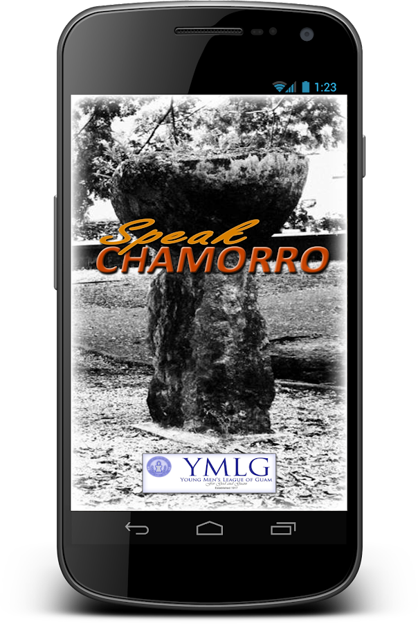 Speak Chamorro- screenshot